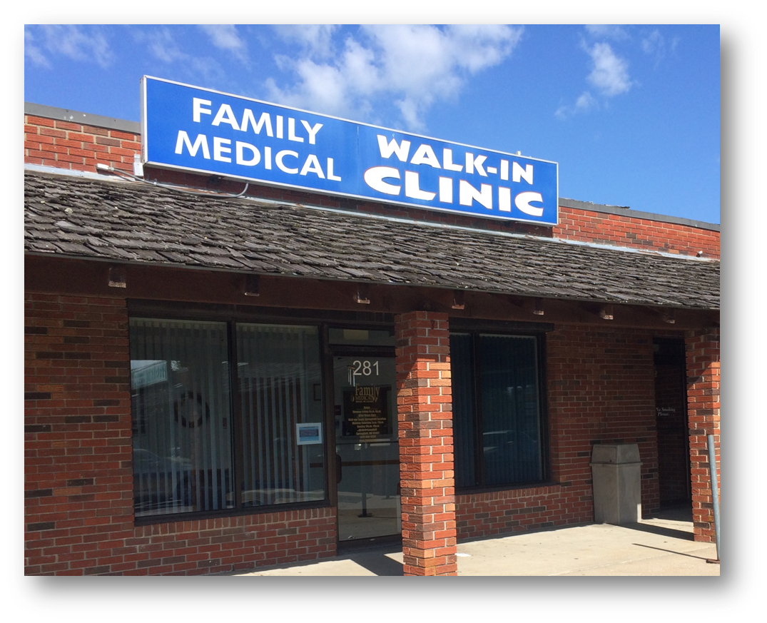 Family Medical Walk-In Clinics: Republic Location